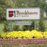 Brookaven Sign